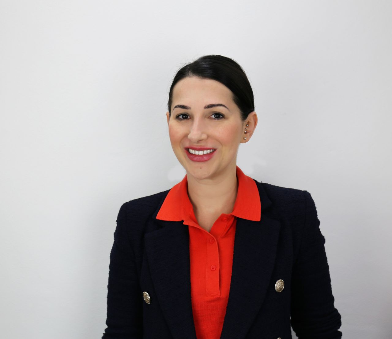 Katarina Lucic, Regional Integration Manager Asia/Pacific