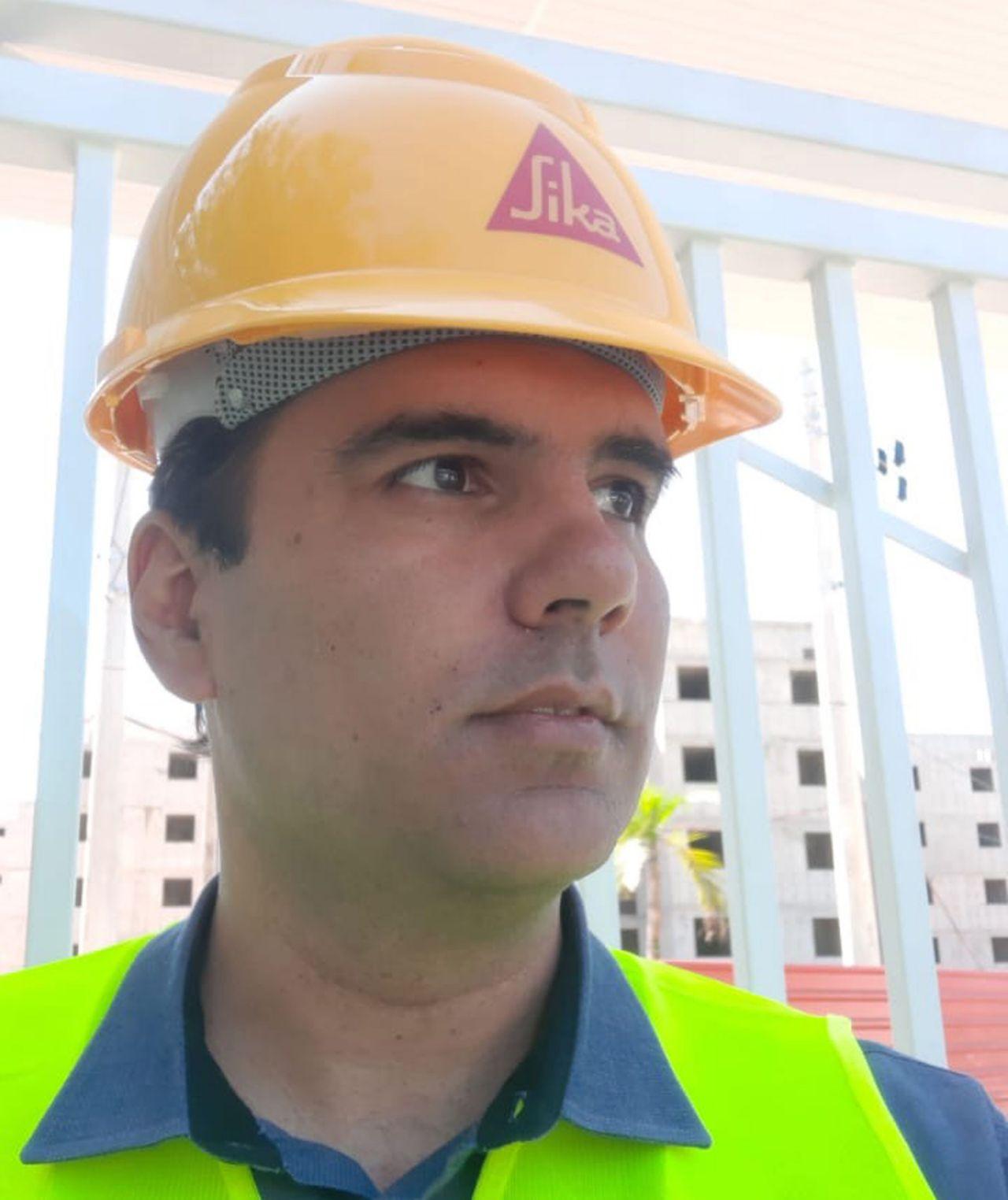 Kilson Nogueira, Sales Director Distribution Business, Parex Brazil