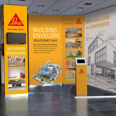 Sika Spain - Strenghtened position in Building Finishing with a comprehensive system solution offering