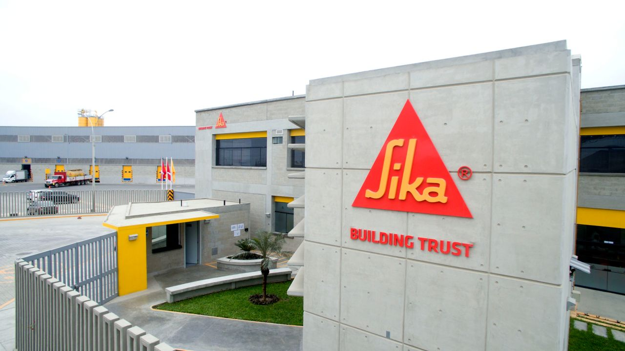 Sika Peru new factory