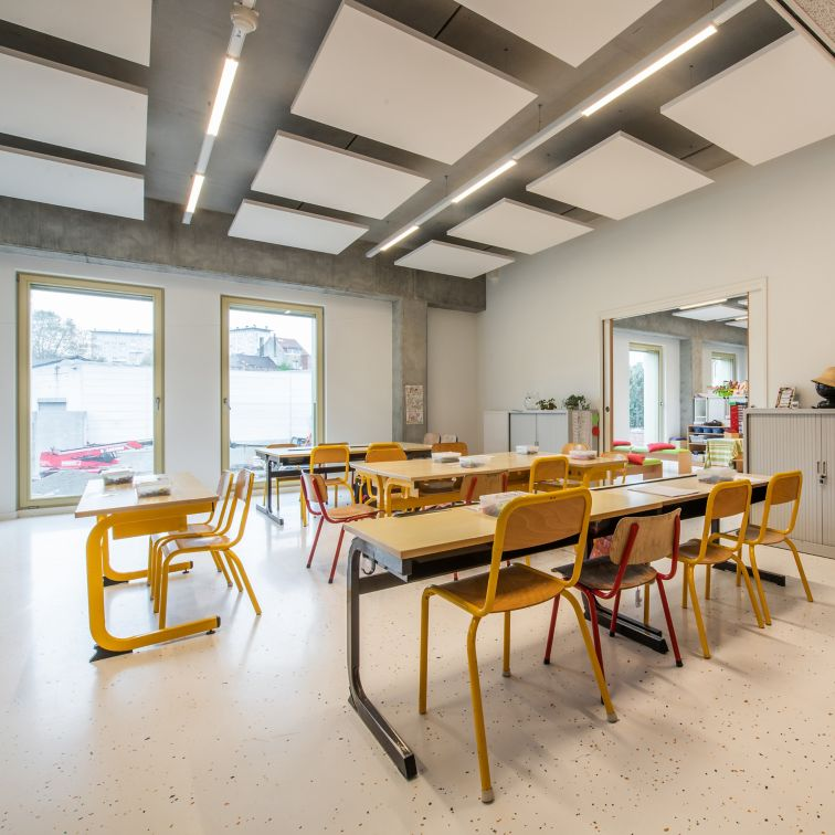 Municipal Primary School Ket, Belgium