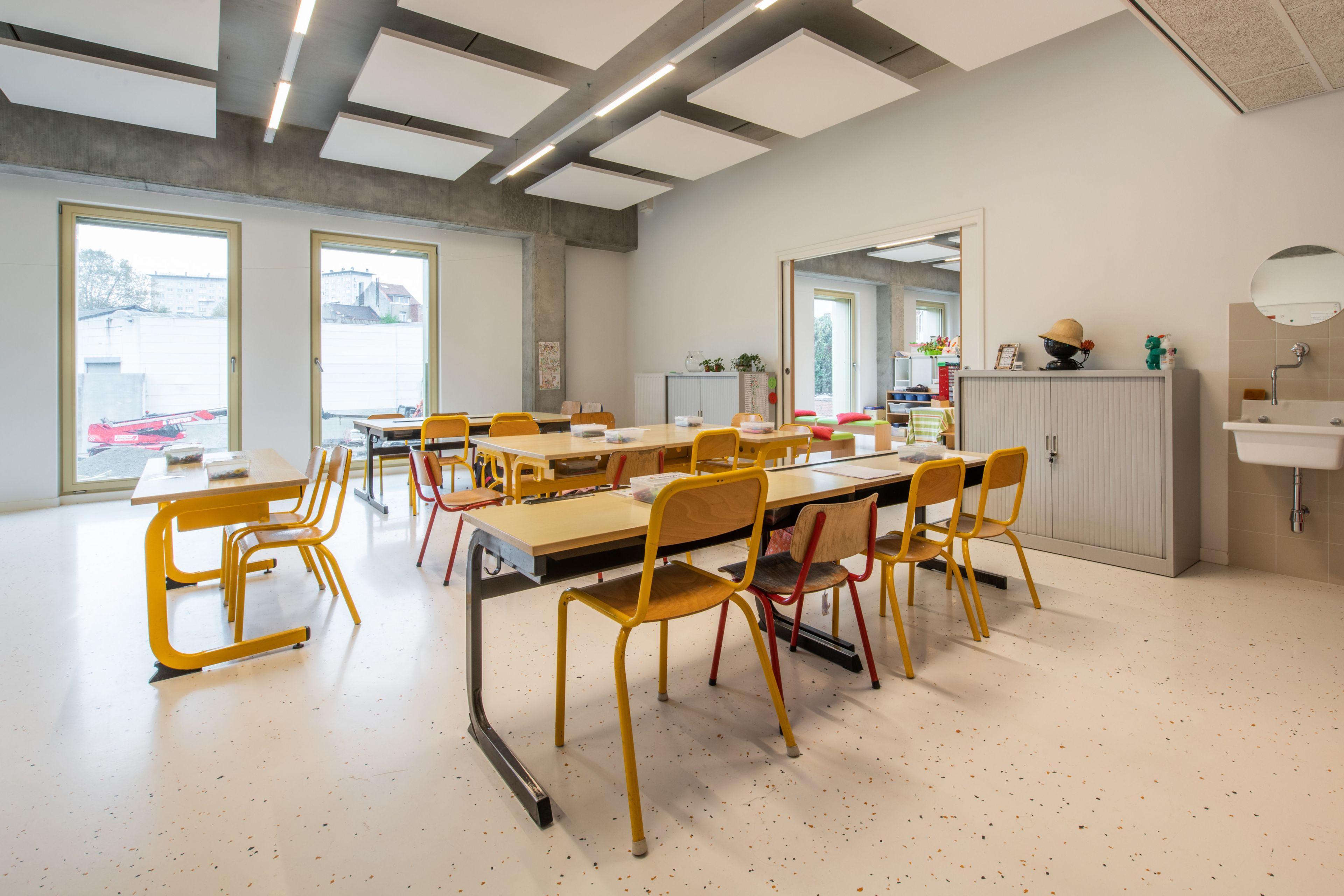 Municipal Primary School Ket, Belgium