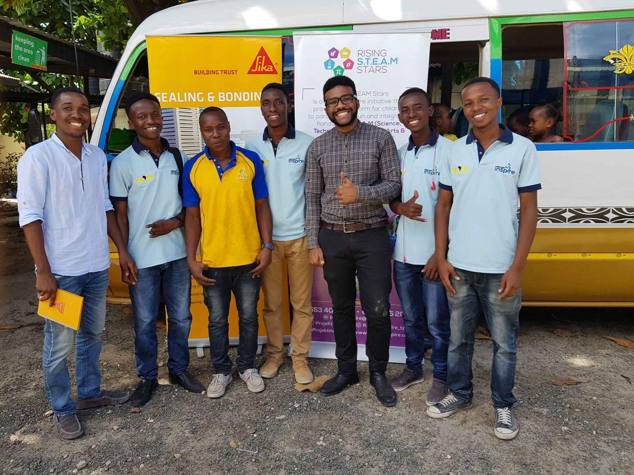 Project Inspire Tanzania