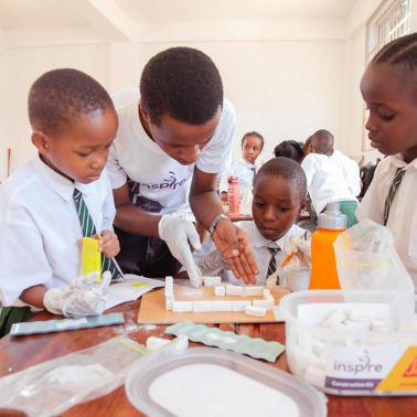 Isnpire Project Sika Tanzania