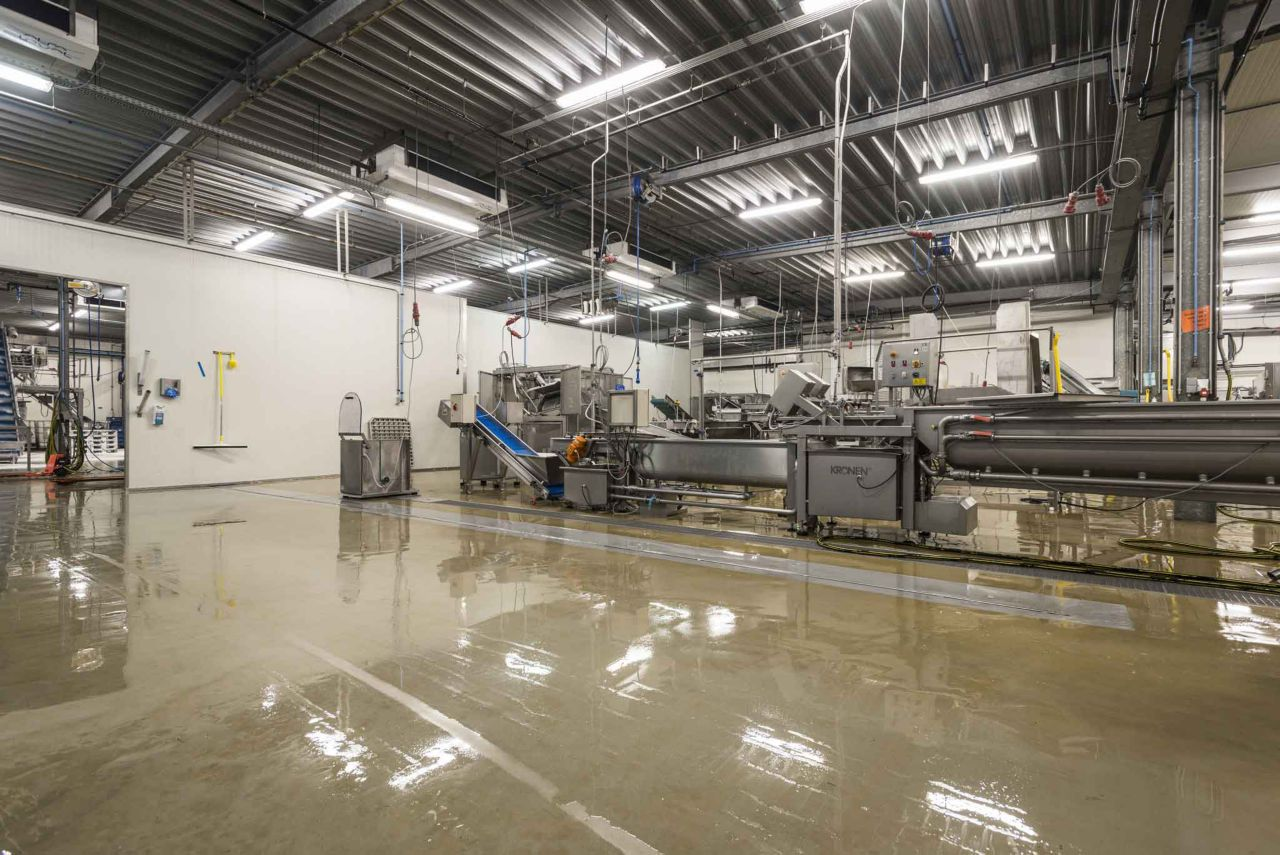 Sika solutions for the Food and Beverage Industries