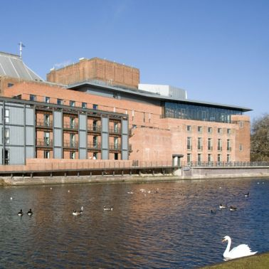 Royal Shakespeare Theatre in the UK