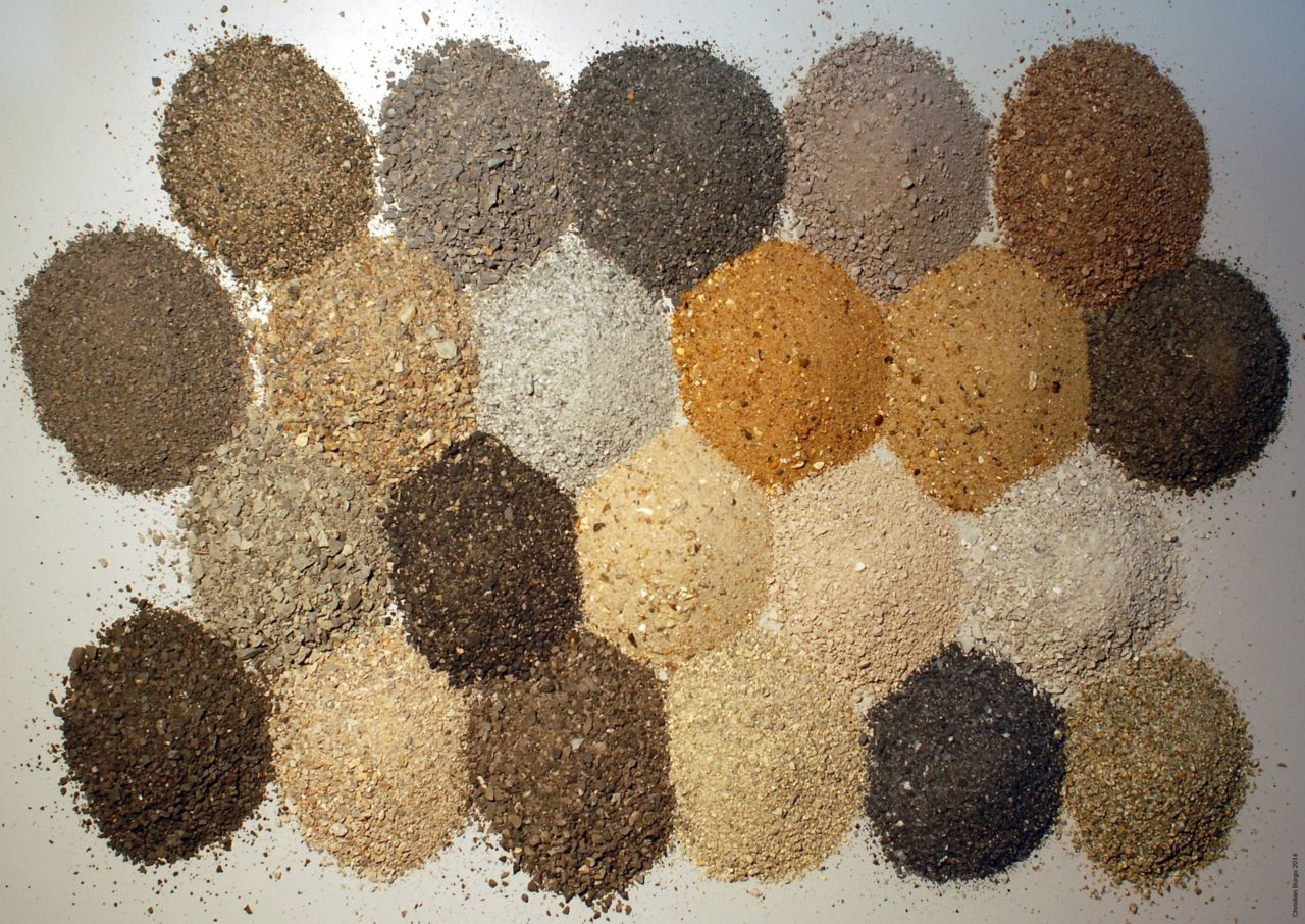Scarcity of high quality sand