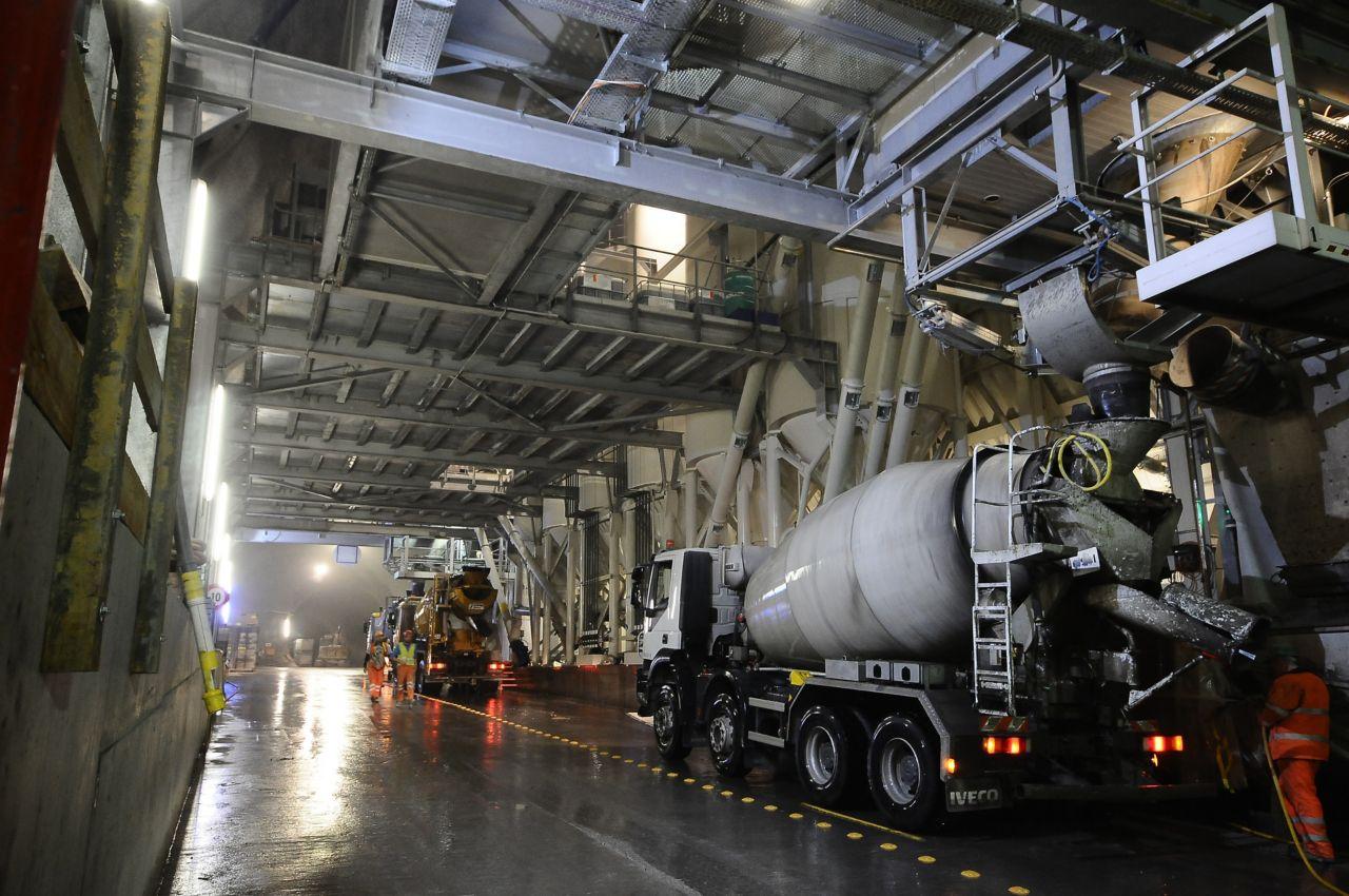 transportbeton - příměsi do betonu Sika