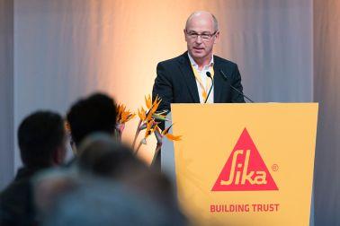 Werner Schwerdt, Schönox, at the AGM 2016