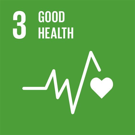 SDG 3: Ensure healthy lives and promote well-being for everyone at all ages