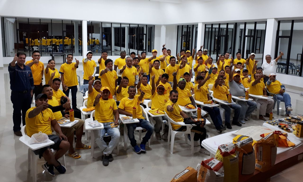 Sika Applicator Craftsmen Training