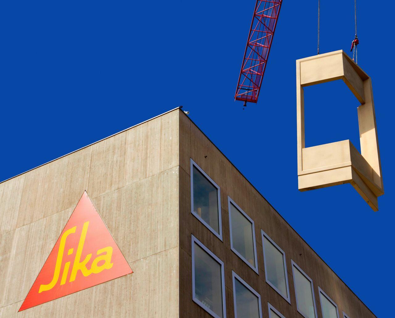 Oficina Sika Zurich