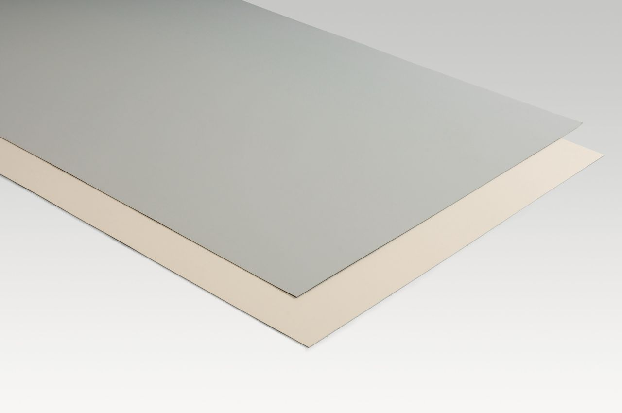 Sika roof laminated metal sheets for roof buildup