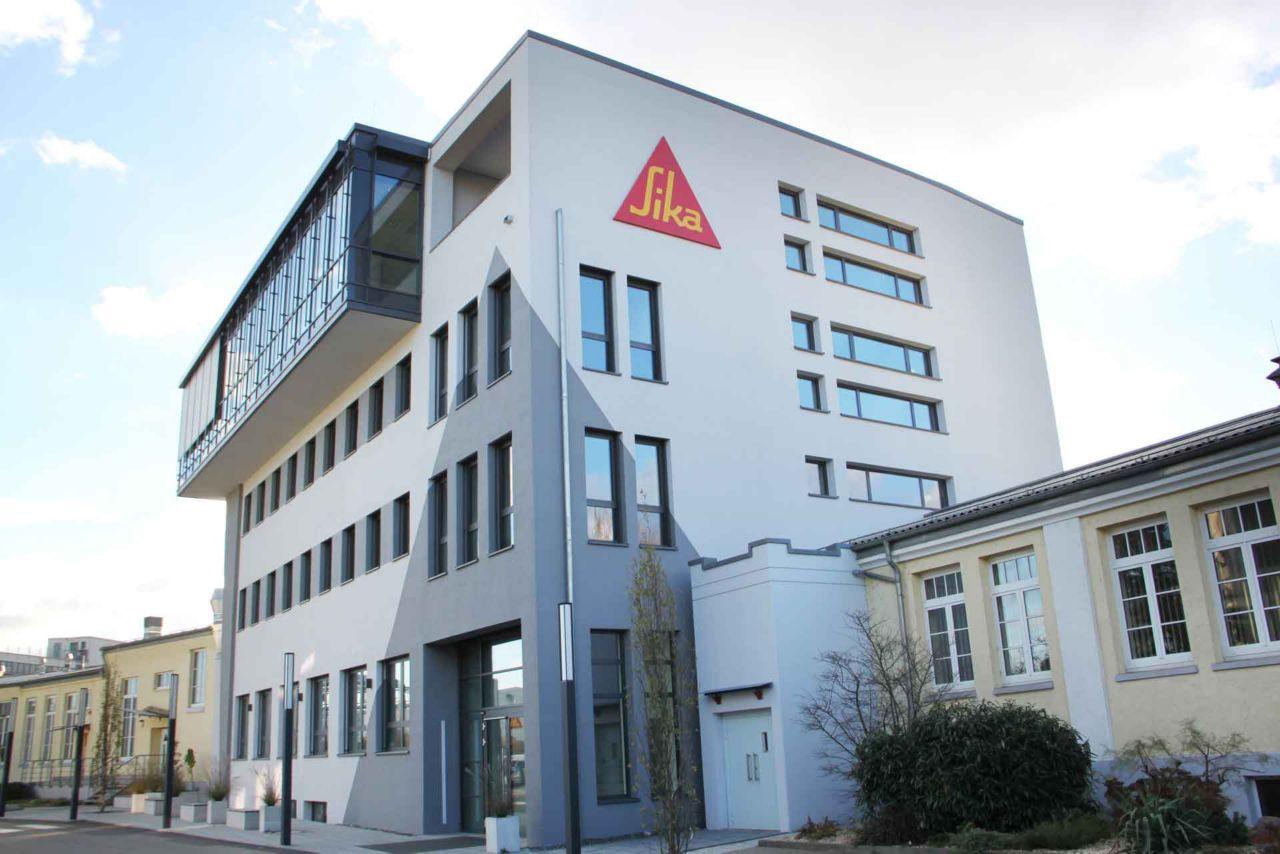 Training Center, Sika GmbH, Stuttgart.