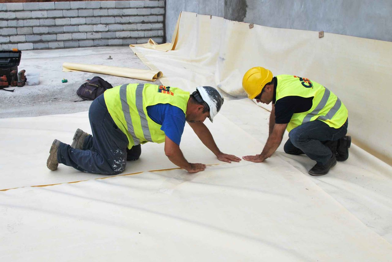 SikaProof A: Waterproofing Membrane