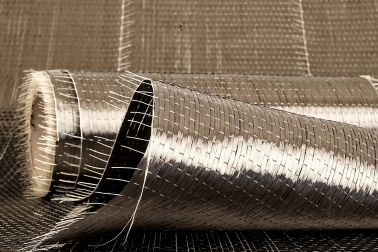 SikaWrap carbon fiber polymer fabric for structural strengthening