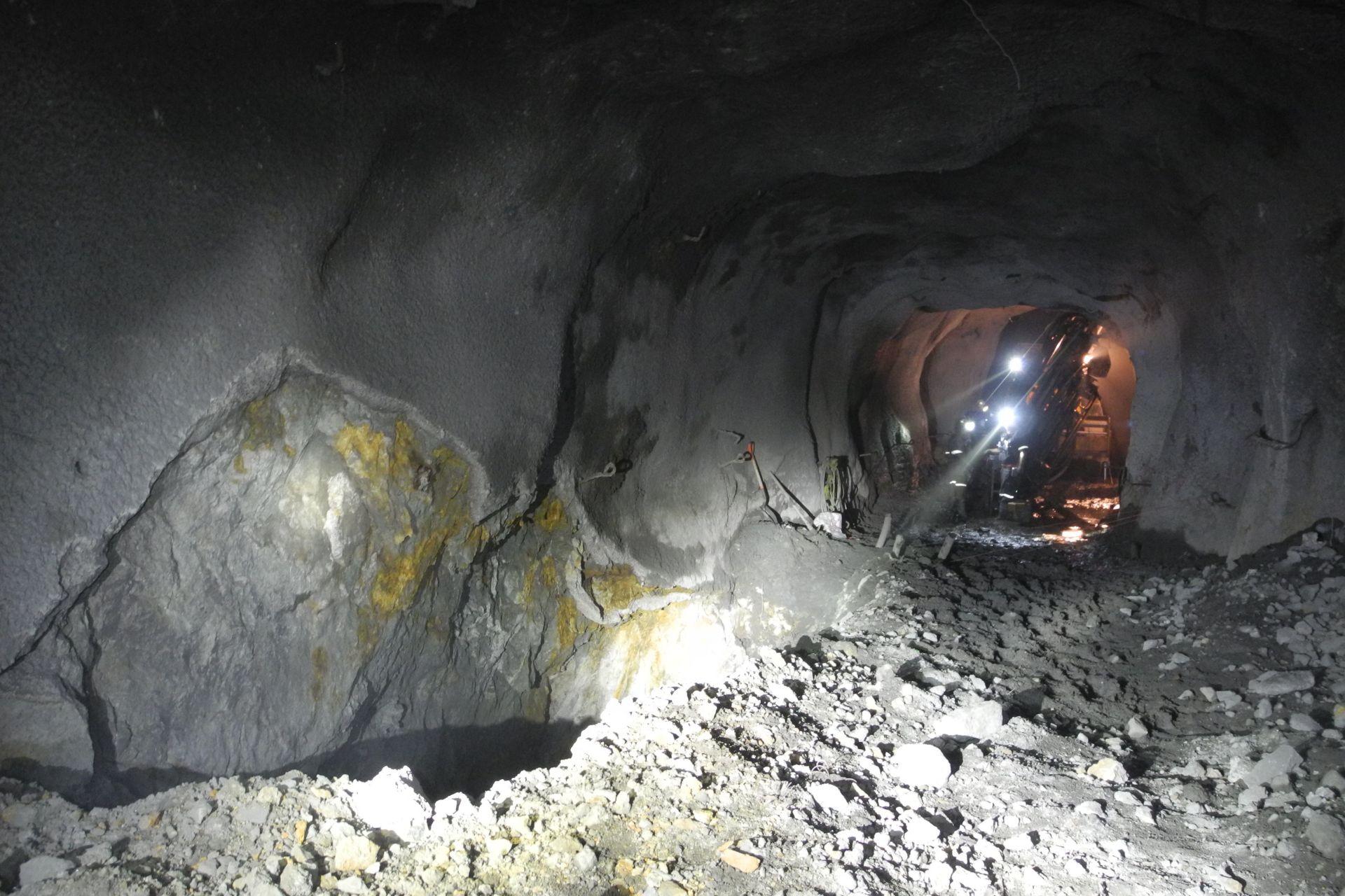 Silver mine in the Meixcan Heartland