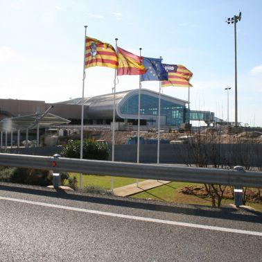 Menorca Airport, Spain