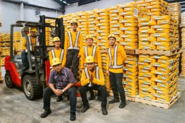 Sika Team Indonesia Logistics