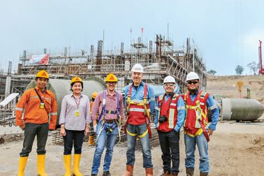 Sika Team Indonesia Muara Laboh