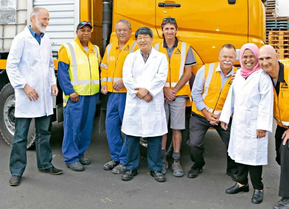 Sika new Zealand