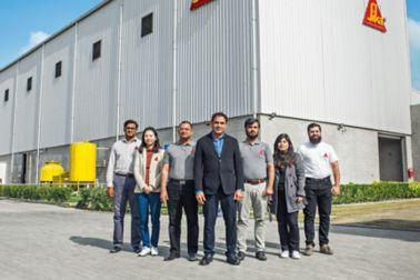 Team Sika Pakistan