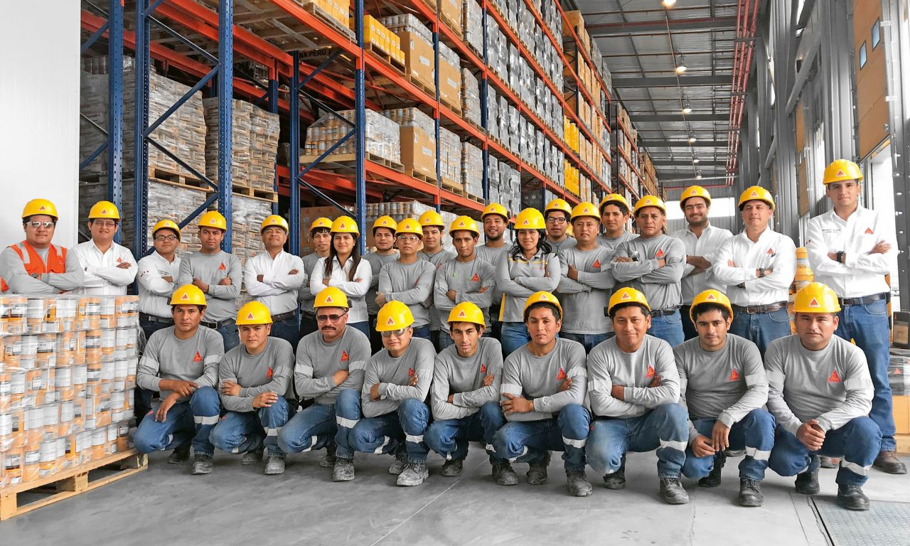 Operations Team Sika Peru