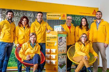 Sika Portugal – Team HR, KAM, Help Desk, Flooring, Business Development, Finance