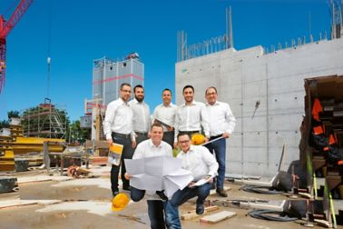 Sika Switzerland – Design and Building Consultants