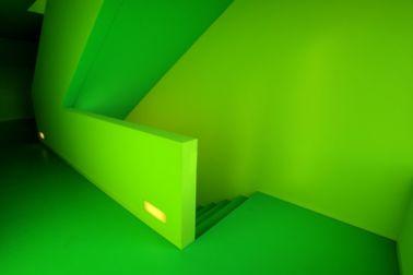 丰富多彩的地板和墙壁涂料用西卡涂料体系由