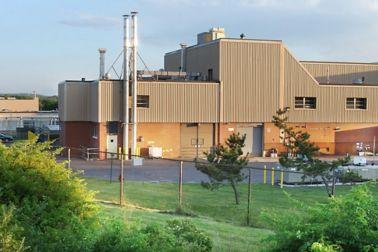 某污水厂技术服务楼