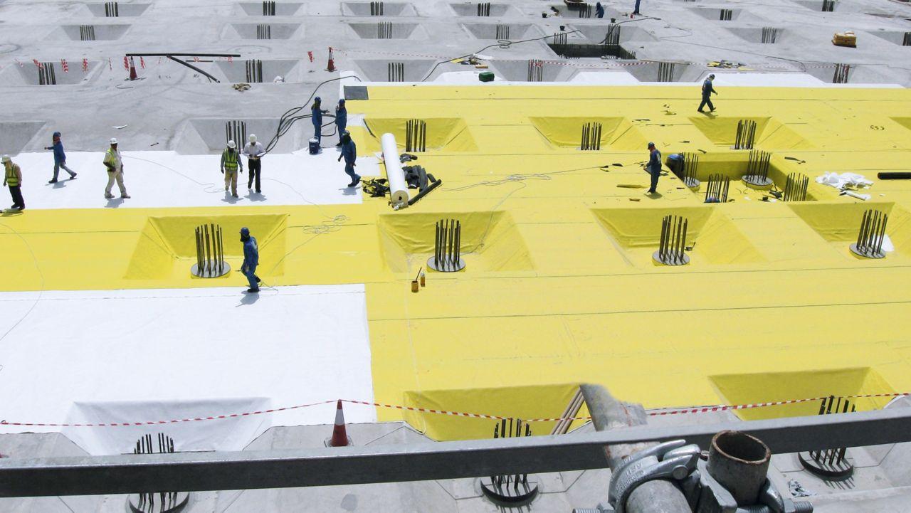 Waterproofing Membrane Basement