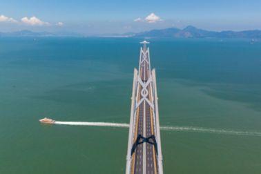 The Hong Kong-Zhuhai-Macao Bridge (HZMB) has broken many world records in engineering.