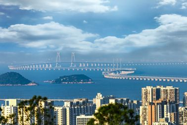The Hong Kong-Zhuhai-Macao Bridge has broken many world records in engineering. SMART