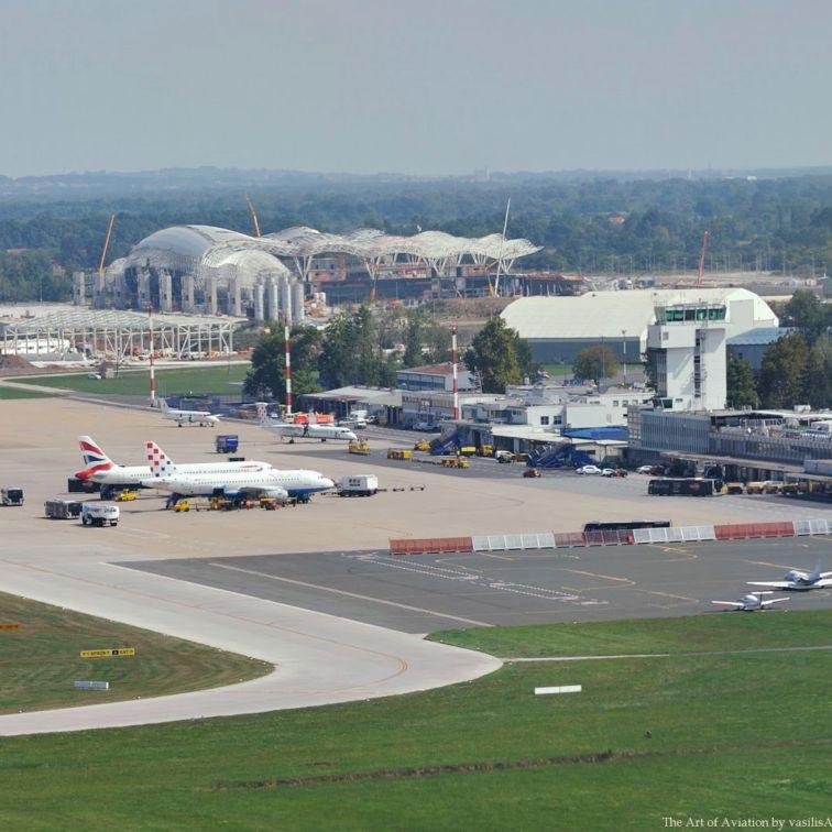 克罗地亚萨格勒布国际机场