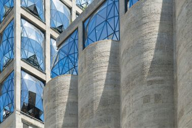 Zeitz Museum of Contemporary Art Africa in Cape Town, South Africa