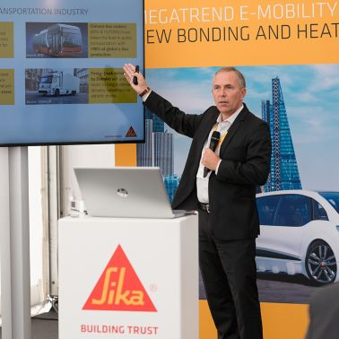 SIKA CAPITAL MARKETS DAY 2019 - Sika Tüffenwies - Zurich  - 03.10.2019