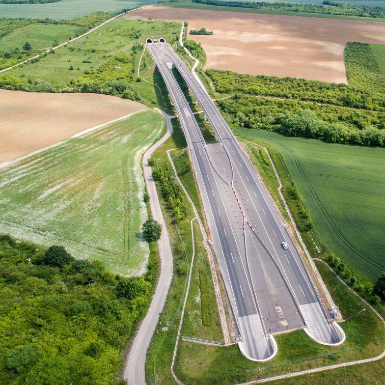 Alagutak az M6-os autópályán, Alagutak az M6-os autópályán, Alagutak az M6-os autópályán