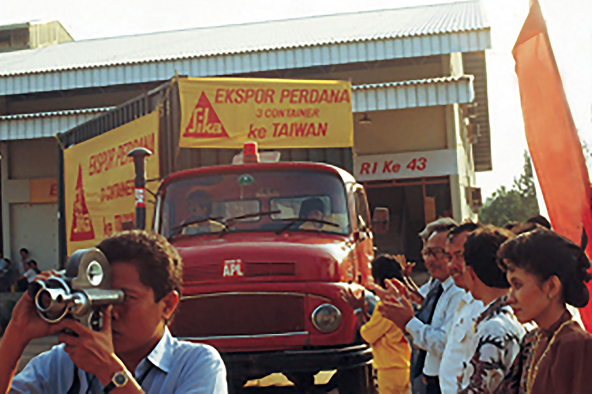 History Sika Indonesia