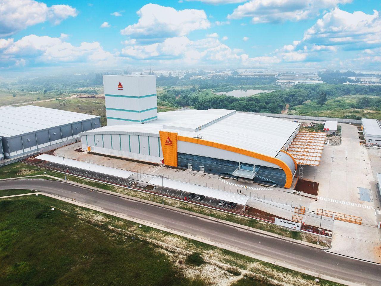 Sika Indonesia Plant Cibitung - Bekasi