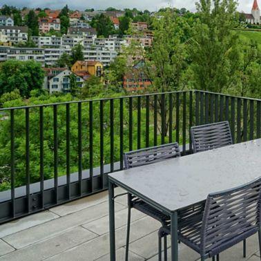 Balcone piastrellato 1