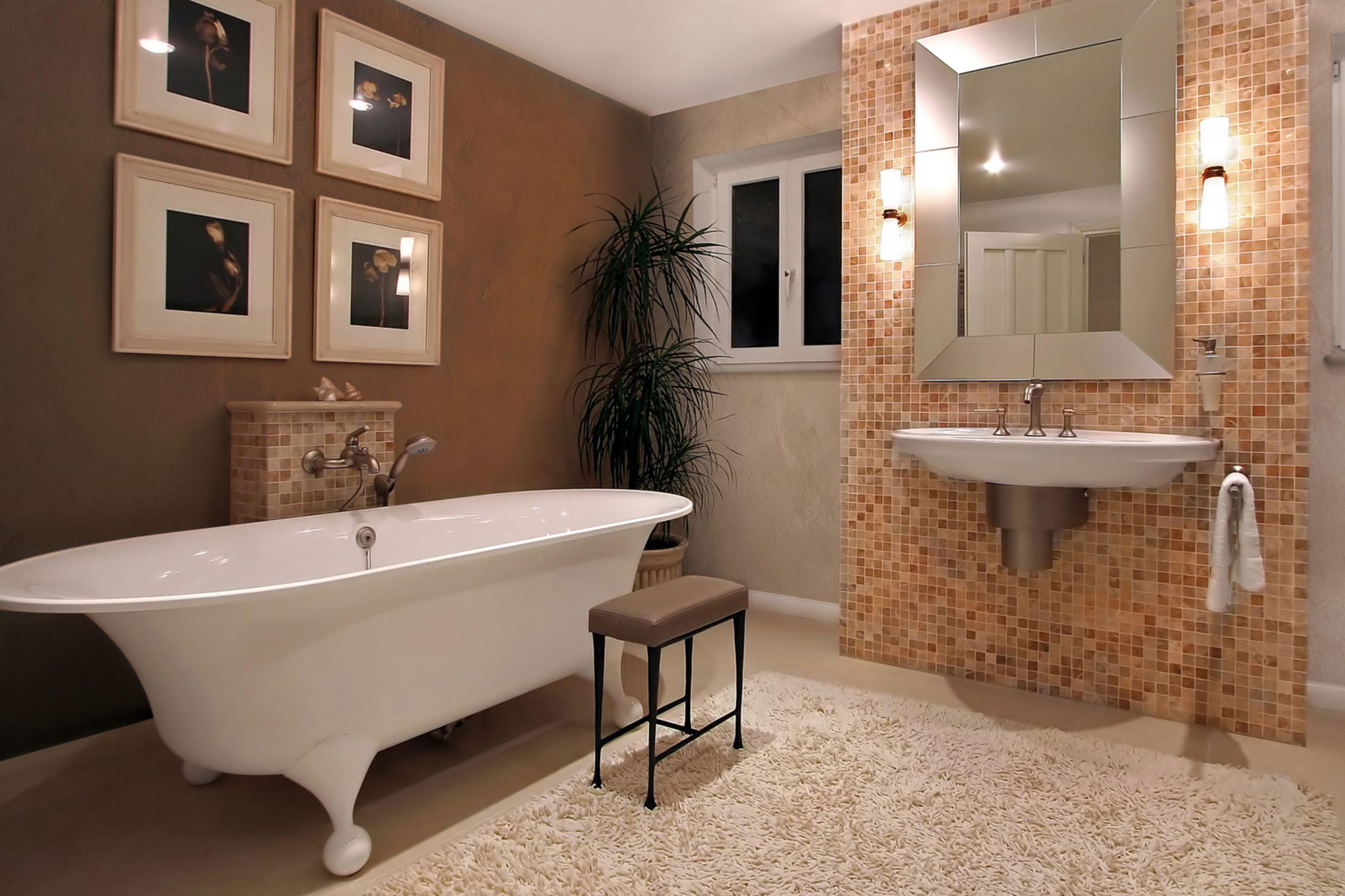 Pareti e pavimenti bagno in microcemento