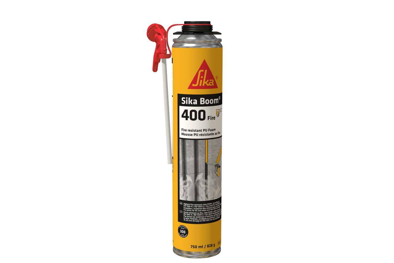 Packaging schiuma Sika Boom-400 Fire