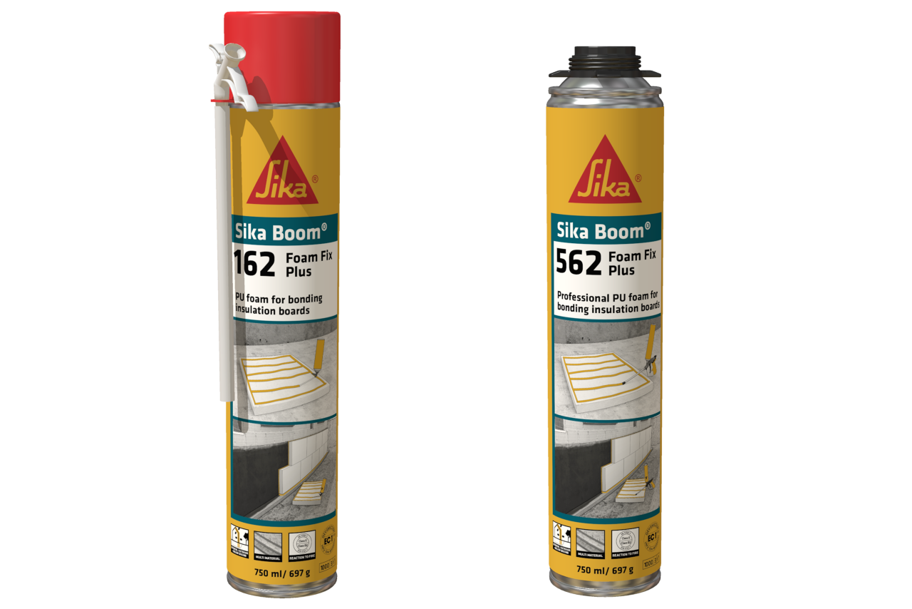 Packaging gamma schiume Sika Boom Foam Fix Plus