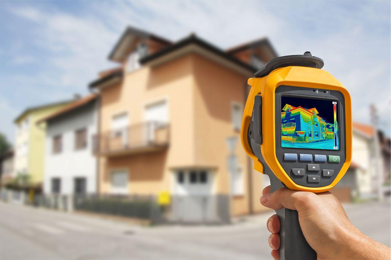 Rilevazione Temperatura di un edificio
