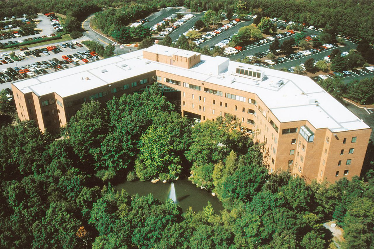 Copertura a vista di ospedali,scuole, edifici pubblici