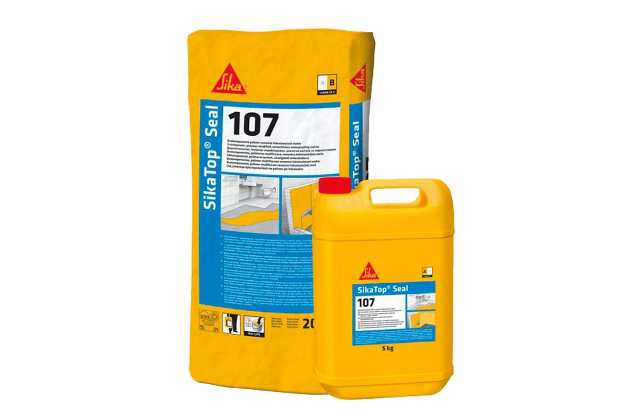 Packaging Sika TopSeal 107