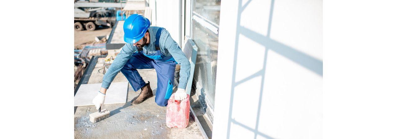 Как сделать гидроизоляцию балкона, лоджии или террасы своими руками
