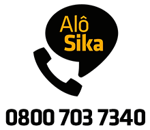 Alô Sika 0800 703 7340