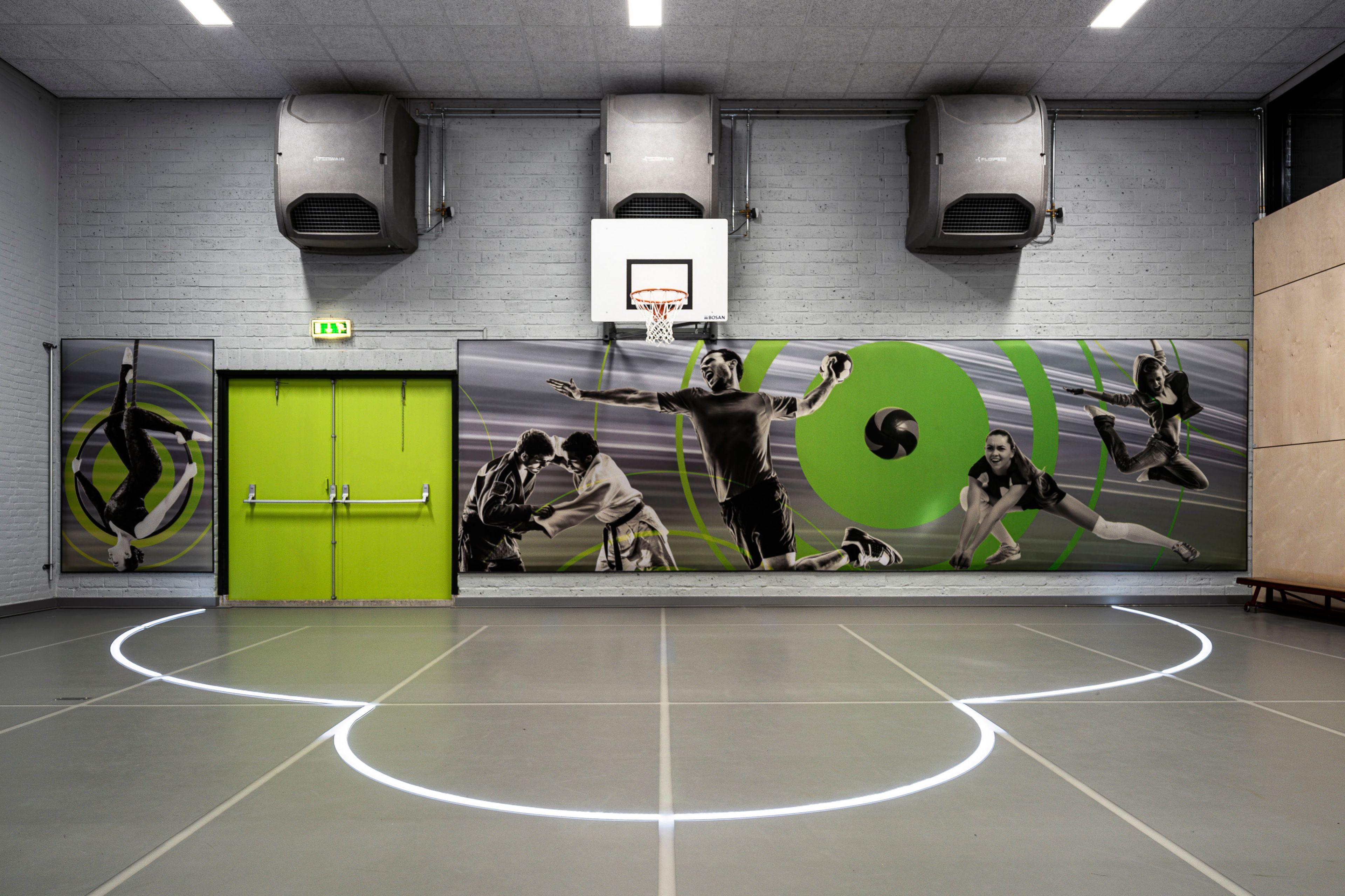 Ledcourt - Elisabethschool Rotterdam